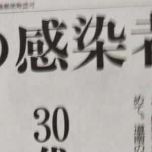 道南の感染者数は計9人