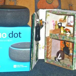 「Echo Dot」は神アイテム! アレクサで音楽三昧の日々