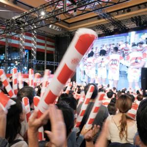 【東京・丸の内&有楽町】ラグビーワールドカップ準々決勝を見に「丸ビル」&「ファンゾーン」へ行ってみよう!