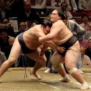 【東京・両国】一度は体験したい!大迫力の大相撲(千秋楽)を升席で観戦してきました!