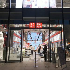【東京・原宿】 8年ぶりに戻ってきた「ユニクロ原宿店」へ行ってみた!!!