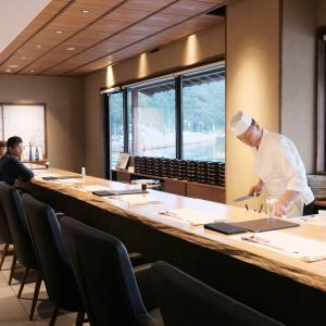 【京都・伊根(いね)】 伊根湾を眺めながら海の幸が味わえる「割烹 海宮(わだつみ)」でディナーを食べよう♪
