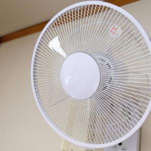 【オススメの逸品】 音が静かで子供がいても安心! 壁掛け扇風機「TEKNOS DC335」をレビューします♪