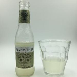 断酒146日目 フィーバーツリーのジンジャービア ジンジャーエールとの違いは?