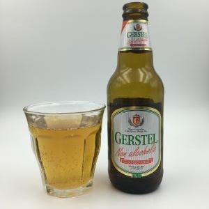 断酒161日目 GERSTEL (ゲステル)ドイツのノンアルコールビール