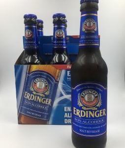 断酒199日目 Erdinger (エルディンガー) Non-Alcoholic Beer ノンアルコールビール