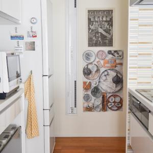 冷蔵庫横に貼り付けすぎる問題点を解決!