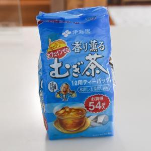 麦茶とお買い物マラソン購入品
