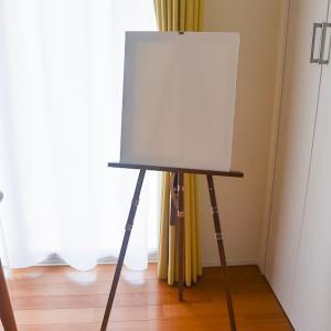 絵を描く時も無印のクリップが役立つ!