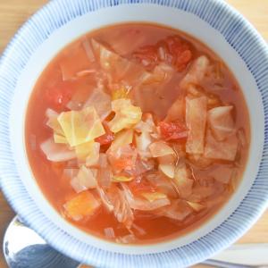 脂肪燃焼スープダイエットをやっています