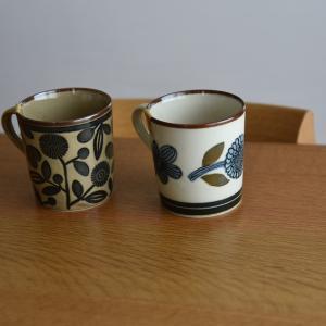 クラシコのマグカップ、コーヒーに合う