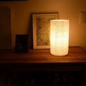 大塚家具の素敵な照明SAIが届きました!