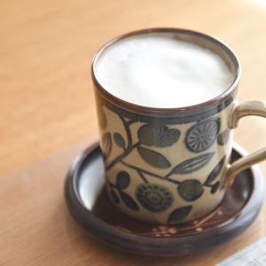 泡ミルクで冬のコーヒー解禁