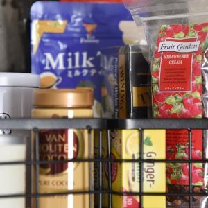 カルディで購入した変わり種ドリンク、ミルクティーとシナモンティー