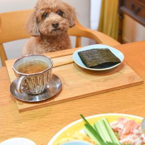 週末は簡単豪華、手巻き寿司パーティー