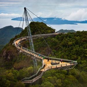 日本のあの橋、世界の橋、最も恐ろしい橋は