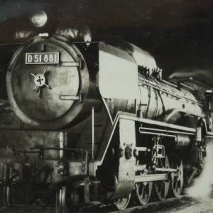 懐かしい仕事中の写真、国鉄時代の車掌