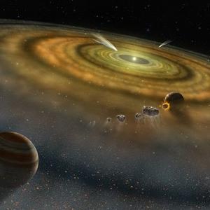 我々が秒速600kmで宇宙空間を突き進んでいることがわかるアニメ