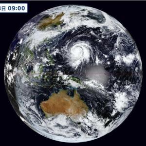 台風19号の全貌