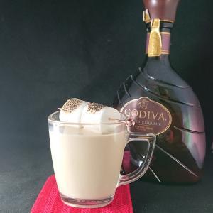 これから寒くなる季節美味しいホットチョコレートミルクはいかが?