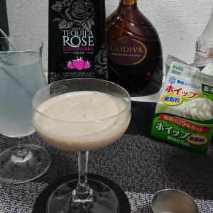 【ただのパリピ酒じゃない!甘くて美味しいテキーラローズでカクテル作り