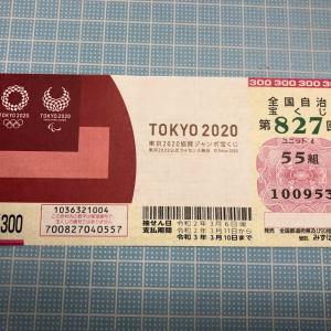 10万円!!ジャンボ宝くじ当たった〜〜(๑°o°๑)