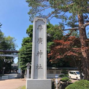 北海道ドライブ☆帯広神社にはエゾリスがいっぱい♪