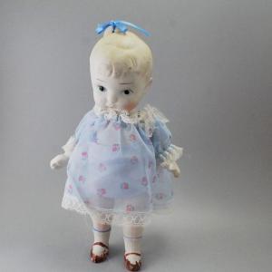 里帰りさせたビスク人形がメルカリで転売されていました!!!