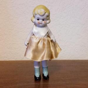 オールビスク人形をOJ屋敷に迎えてしまいました!