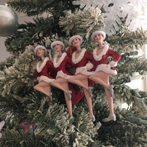 クリスマスツリーの飾りに悩むこと