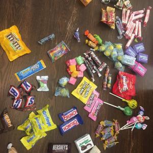 アメリカの学校で貰えるお菓子!?