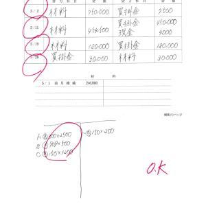 日商簿記2級 勉強再開★