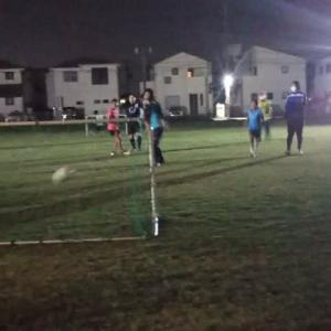 沖縄女子短期大学女子サッカーひろば 火曜日