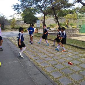 少人数制サッカーのトレーニングマッチ