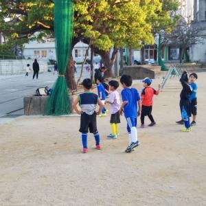 坂下キッズサッカースクール始まるよε=ε=(ノ≧∇≦)ノ