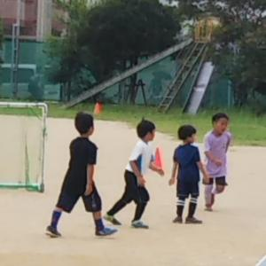 坂下FCキッズスクール 水曜日