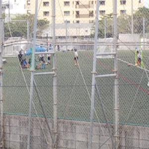 那覇市少年合同練習試合会