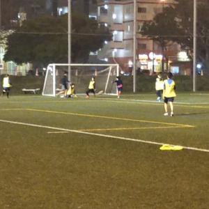 一般女子Enjoyサッカーとママさんフットサルパークも5月上旬まで中止