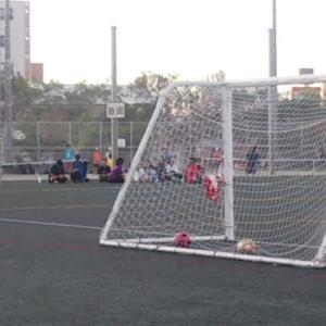 新都心公園Enjoy女子サッカー    コロナの緊急事態宣言延長で9月30日まで中止です(T_T)