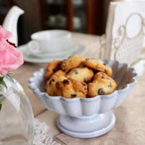 チョコチップクッキー作り