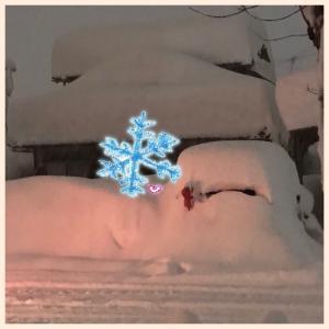 大雪からの…働き方への課題と疲労感MAX