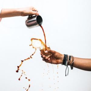 コーヒーがあなたの体をダメにする⁉︎