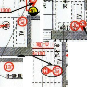 一条のLAN線「CAT5e」ヤバ5年後遅いかも。空配管にすべきだった。