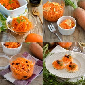 余った人参はキャロットラペに!レシピ3種+アレンジも♪作り置き、パーティーに。【農家のレシピ帳】