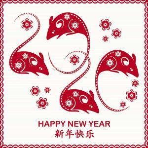 Happy Luna New Year、春節(旧正月)の仕組み