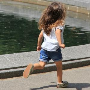 子供の迷子対策、お出かけ前に写真を撮る