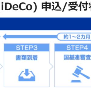 iDeco口座開設は時間がかかる!?遅い?申込から開設までどのくらいかかるのか