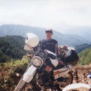 1998年7月 TTレイドで帰省