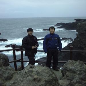 2002年12月 伊豆半島ツーリング By テネレー