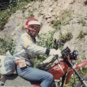 1981年7月 乗鞍 高山ツーリング